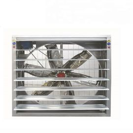 China Exhaust Fan Greenhouse Cooling System 1000 / 1250 / 1400mm Blade Diameter supplier